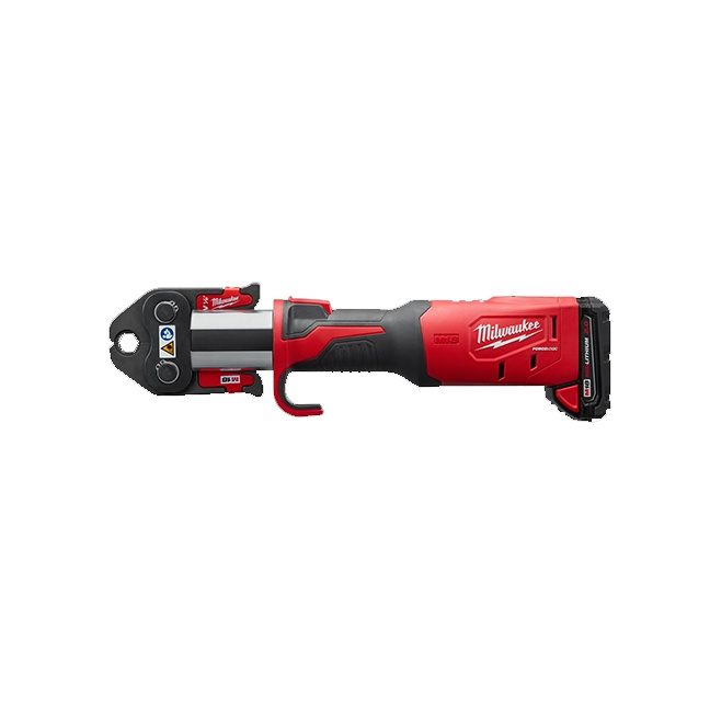 Milwaukee 2773-22 M18 FORCE LOGIC Press Tool Kit with Jaws Tool Only