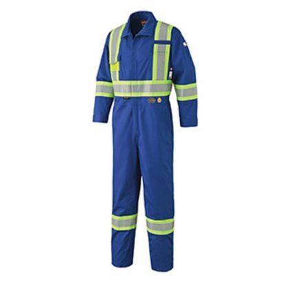 Pioneer V2540180 FR-Tech FR Safety Coverall