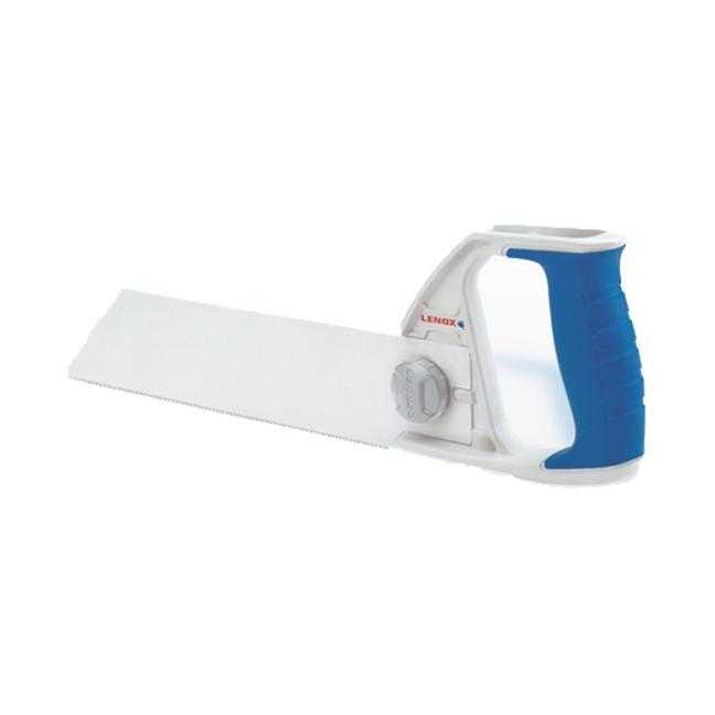 """Lenox 20980 18"""" PVC ABS Plastic Pipe Hand Saw"""