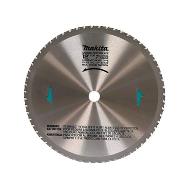 Makita a quot ct dry cut saw blade for mild steel
