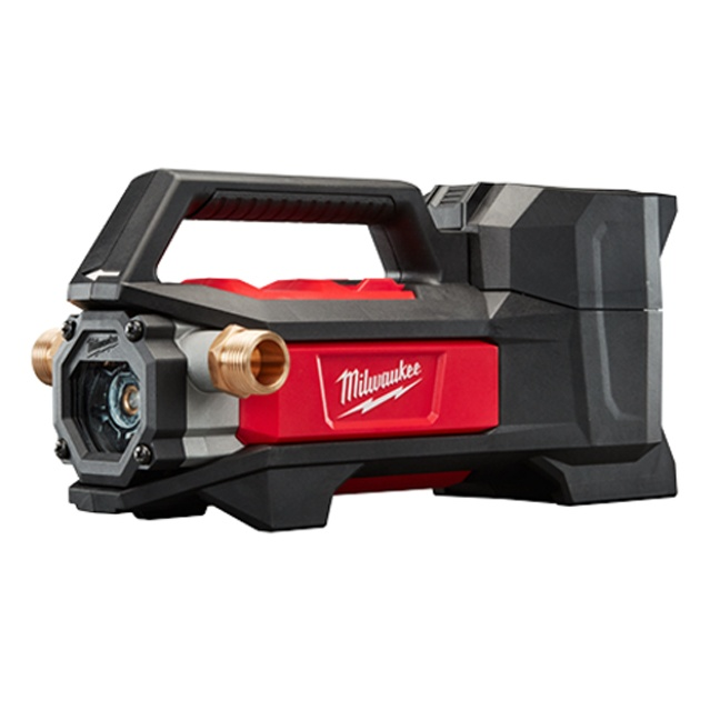 Milwaukee 2771-20 M18 Transfer Pump Angle