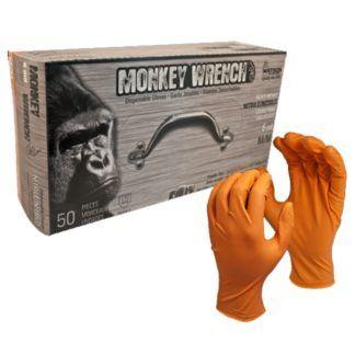 Watson Gloves Monkey Wrench 5557PF - 6 mil