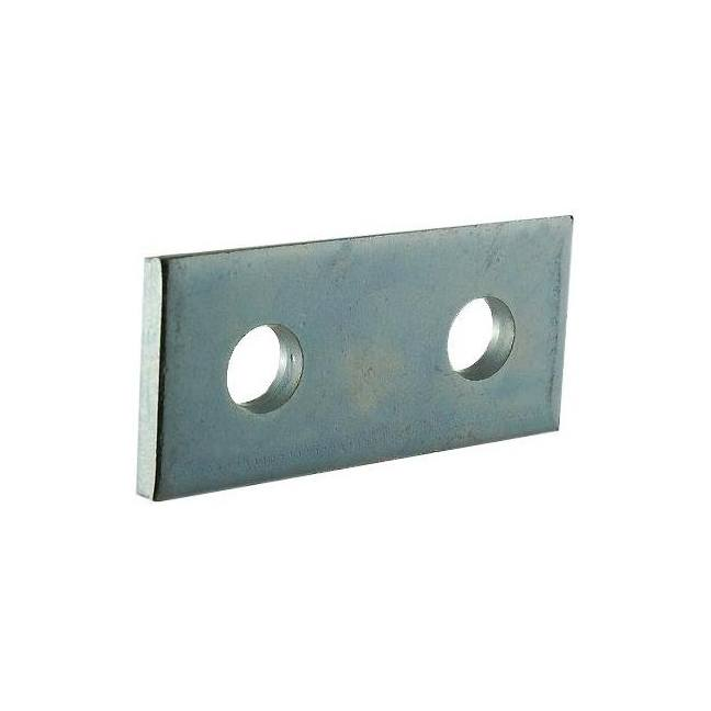 Flat Splice Plate 2-Hole