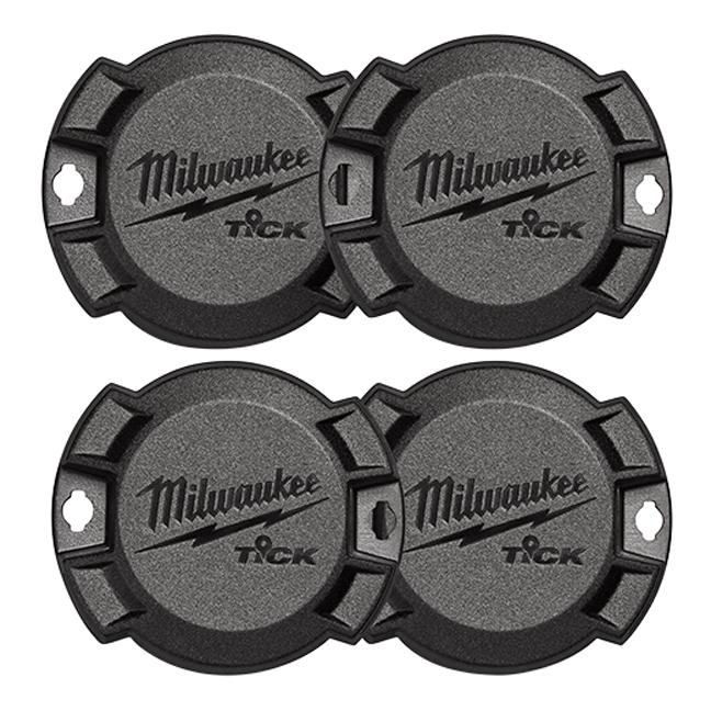 Milwaukee 48-21-2004 Tick Tool & Equipment Tracker – 4 Pack