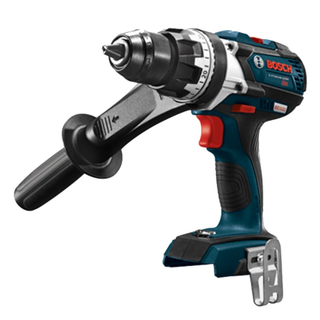 "Bosch DDH183B 18V EC Brushless Brute Tough 1/2"" Drill Driver"