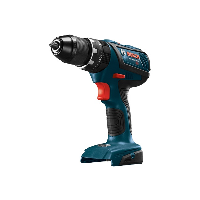 "Bosch HDS181AB 18V Compact Tough 1/2"" Hammer Drill Driver"