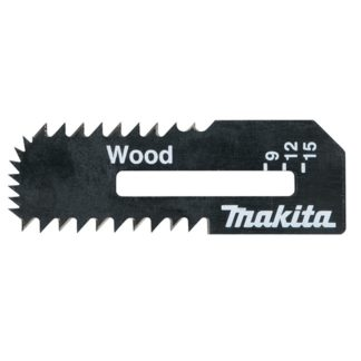 Makita B-49719 Wood Panelling Cutter Blade 2PK
