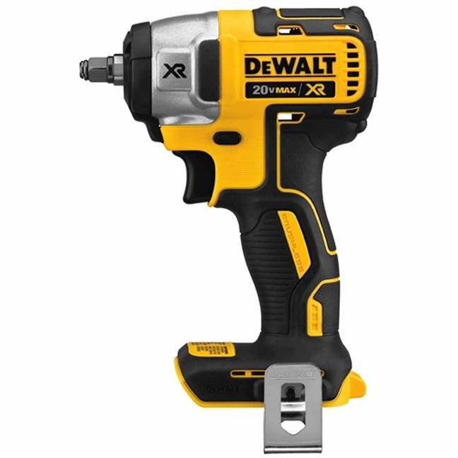 Dewalt dcf890b 20v max xr brushless 3 8 compact impact for Dewalt 20v brushless motor