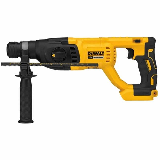 "DeWalt DCH133B 20V Max XR Brushless 1"" D-Handle Rotary Hammer"