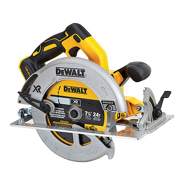 "DeWalt DCS570B 20V Max 7-1/4"" Brushless Circular Saw"