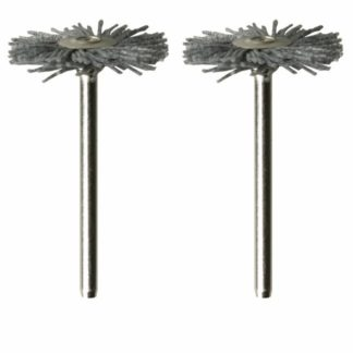 Dremel 538-02 Nylon Brushes 2-Pack