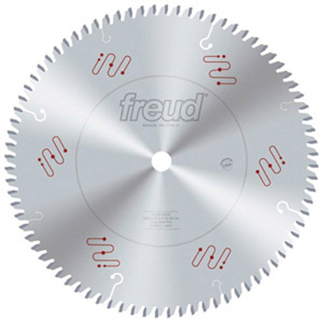 "Freud LU3A06 12"" x 96T Ultra Finish Blade"