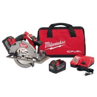 "Milwaukee 2731-22HD M18 FUEL 7-1/4"" Circular Saw High Demand Kit"