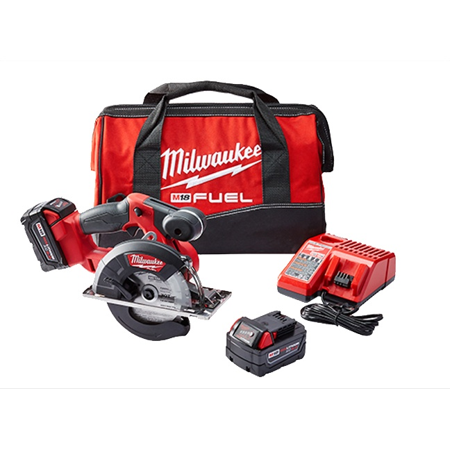 Milwaukee 2782-22 M18 FUEL Metal Cutting Circular Saw Kit