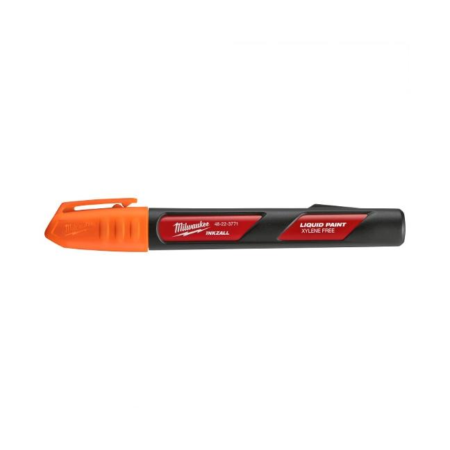 Milwaukee 48-22-3771 INKZALL Orange Paint Marker - 12pk