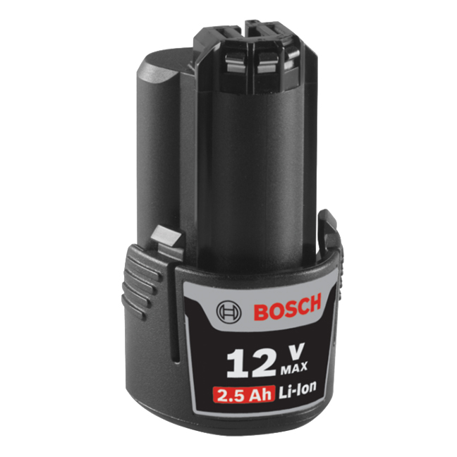 Bosch BAT415 12V 2.5Ah Battery