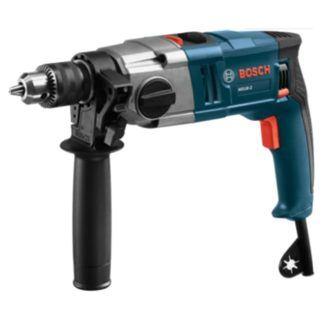 "Bosch HD18-2 1/2"" Two-Speed Hammer Drill"