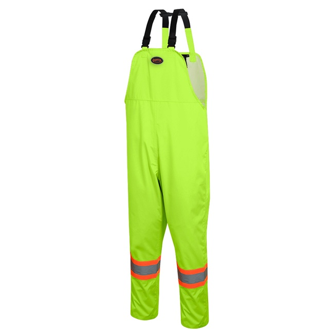 Pioneer 5629 300D Oxford Polyester Bib Pant with PU Coating