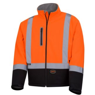 Pioneer 5679 Softshell Mechanical Strength Safety Jacket