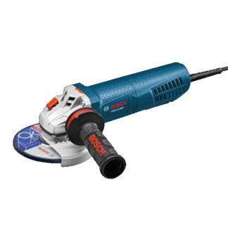 """Bosch GWS13-50PD 5"""" Angle Grinder with No Lock-On Paddle Switch"""