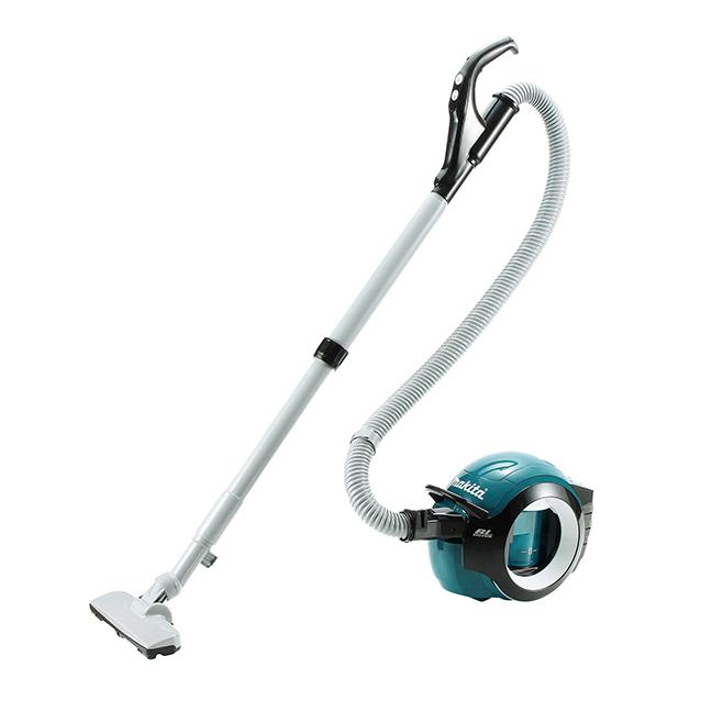 Makita DCL501Z 18V Brushless Cyclone Vacuum Cleaner