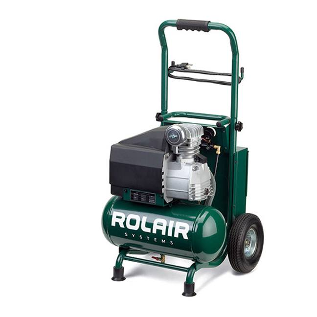 Rolair VT20TB 2HP Electric Hand Carry Compressor