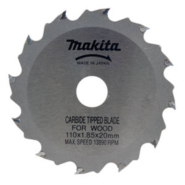 "Makita 721107-6A 4-3/8"" 24CT Circular Saw Blade"