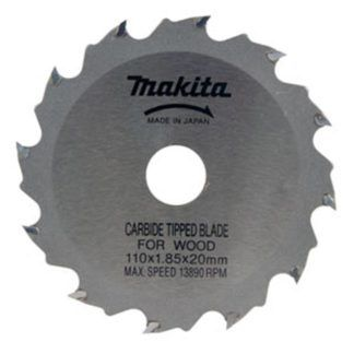 "Makita A-90093 4-3/8"" 12CT Circular Saw Blade"