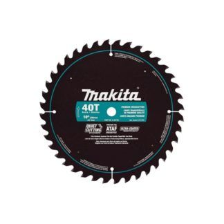 "Makita A-94758 10"" 40T Ultra-Coated Mitre Saw Blade"
