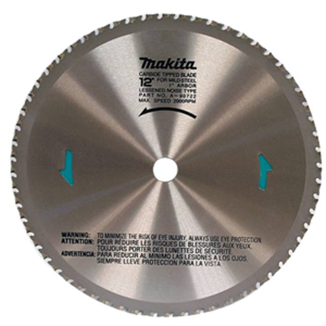 "Makita A-95803 12"" 100T Cut-Off Blade"
