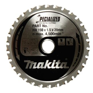 "Makita A-96104 5-7/8"" 52T Carbide Saw Blade"