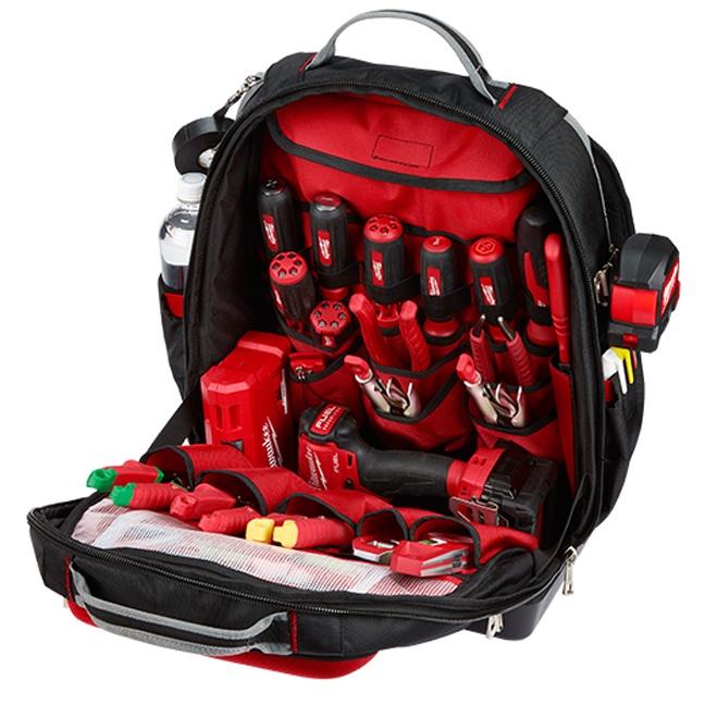 Milwaukee 48-22-8201 Ultimate Jobsite Backpack 4