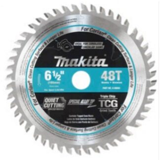 "Makita A-98809 6-1/2"" 48T Circular Saw Blade"