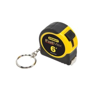 Stanley FMHT33706M 6ft Tape Rule Key Chain