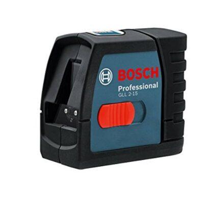 Bosch GLL 2-15 Self-Leveling Cross-Line Laser Kit
