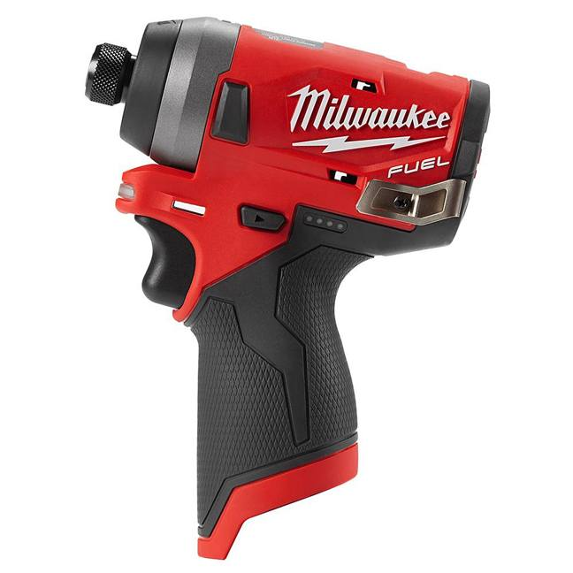 "Milwaukee 2553-20 M12 FUEL 1/4"" Hex Impact Driver"