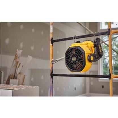 DeWalt DCE511B Corded or Cordless Jobsite Fan 2