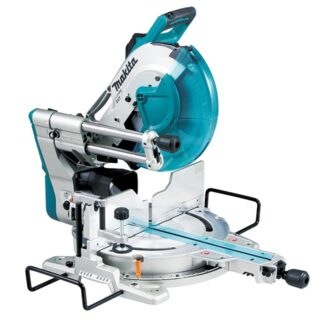 """Makita LS1219L 12"""" Sliding Compound Mitre Saw with Laser"""