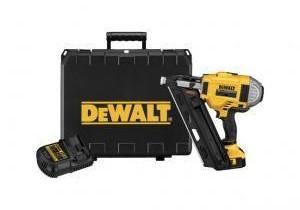 DeWalt DCN690M1 20V Brushless Framing Nailer