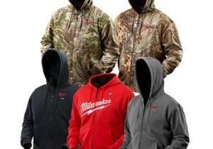 Milwaukee Heated Hoodies